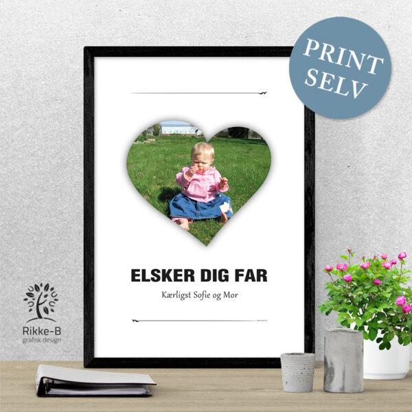 personlig-print-elsker-dig-far-eget-foto-A-print-selv
