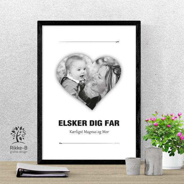 personlig-print-elsker-dig-far-eget-foto-sort-hvid