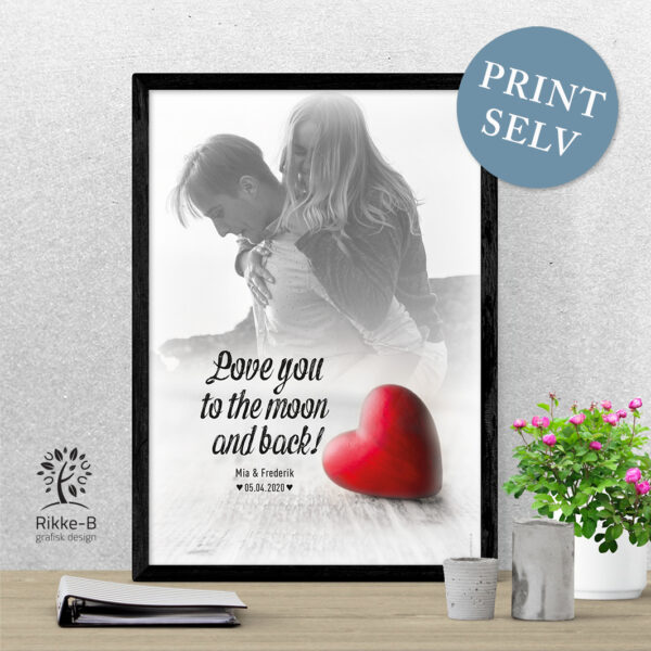 personlig-print-love-you-to-the-moon-foto-print-selv